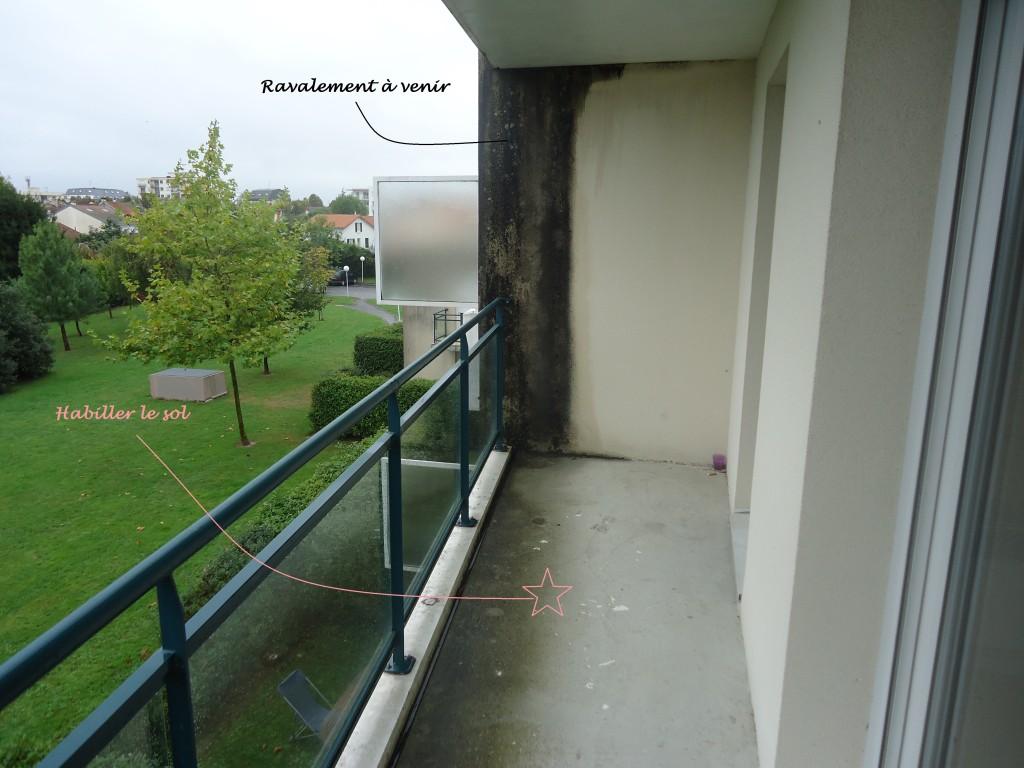 Amenager Un Balcon