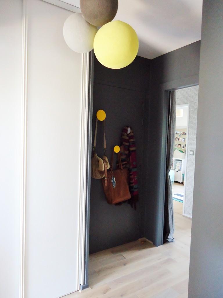 Quelle couleur pour un couloir sans fenetre maison for Peindre une chambre sans fenetre