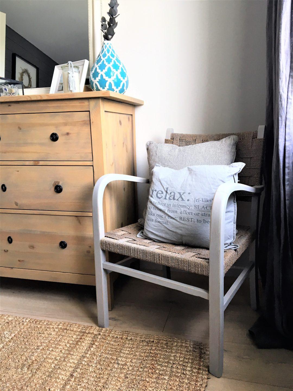 effet us gris pour un fauteuil style r cup 39 home by marie. Black Bedroom Furniture Sets. Home Design Ideas