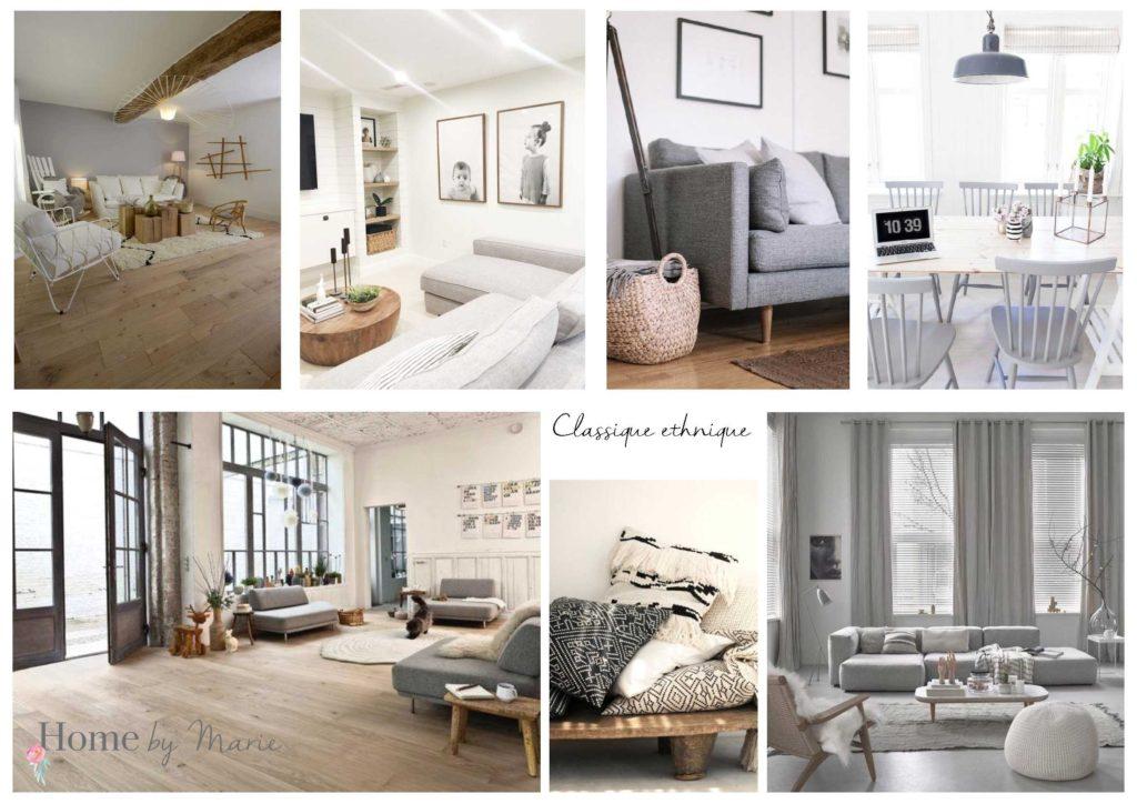 style classique ethnique pour une maison neuve home by marie. Black Bedroom Furniture Sets. Home Design Ideas