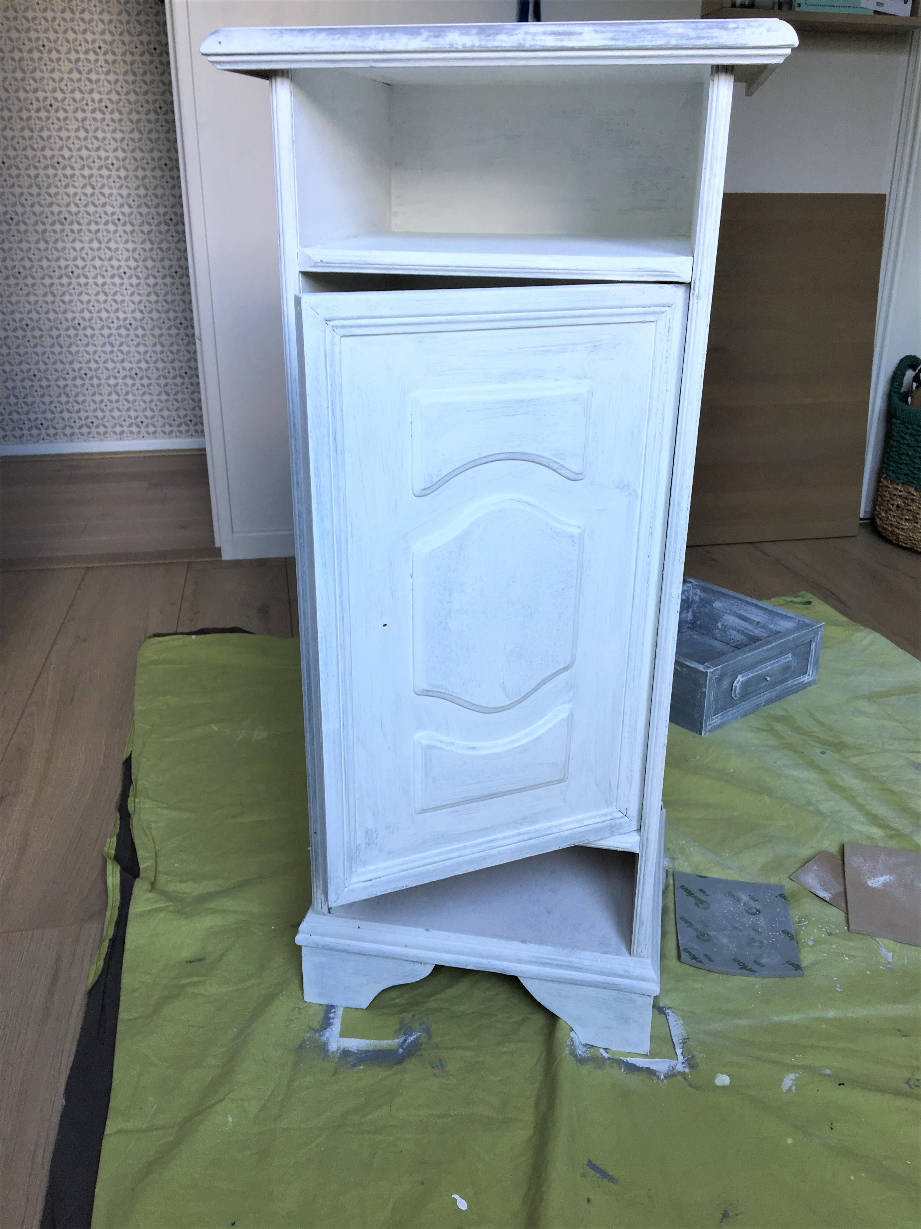 Comment Patiner Une Table 2 techniques pour relooker un meuble au style shabby chic