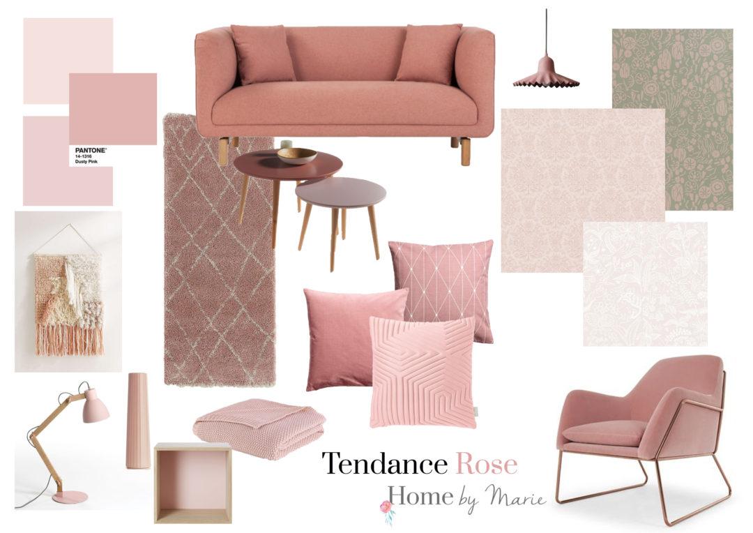 Deco Salon Rose Poudré Et Gris tendance rose : comment l'intégrer dans votre décoration
