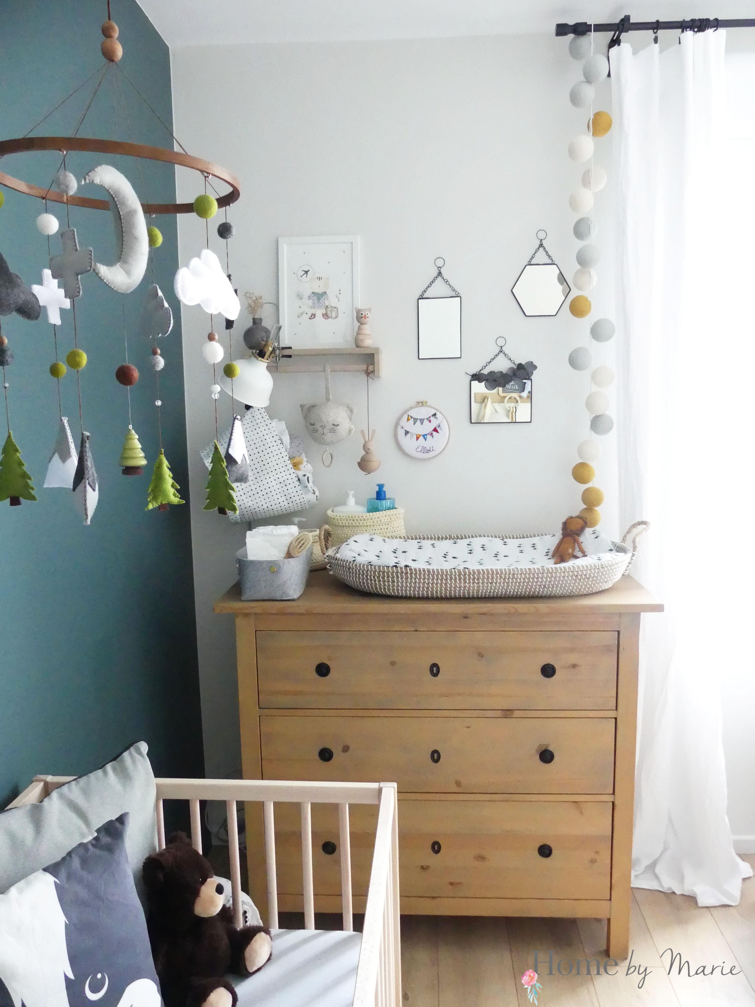 La chambre de bébé d\'Elliott - Home by Marie