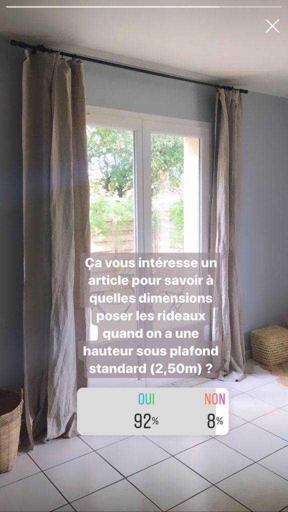 Bien Choisir Et Placer Ses Rideaux Home By Marie